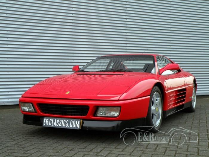 Ferrari 348 TB Coupe 1991 kaufen