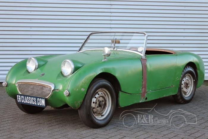 Austin Healey Sprite Cabriolet 1959 kaufen