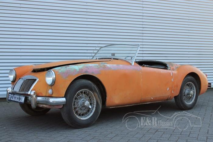 MG MGA Cabriolet 1957 kaufen