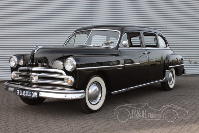 Dodge Coronet Limousine 1950 kaufen