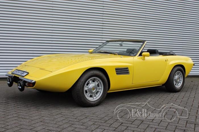 Intermeccanica Indra Spider 1972 kaufen