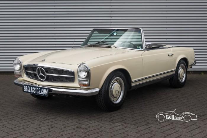 Mercedes Benz 230SL Cabriolet 1966 kaufen