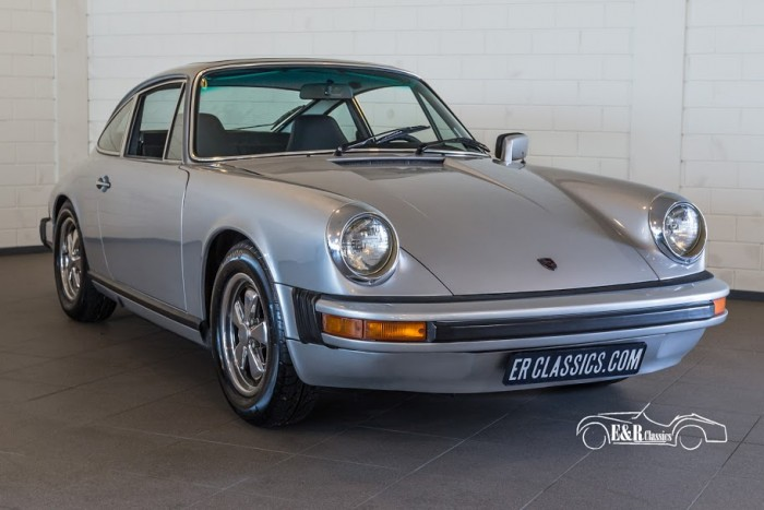 Porsche 911 S Coupe 1975 kaufen