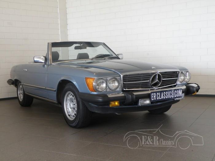 Mercedes Benz 380SL Cabriolet 1985 kaufen