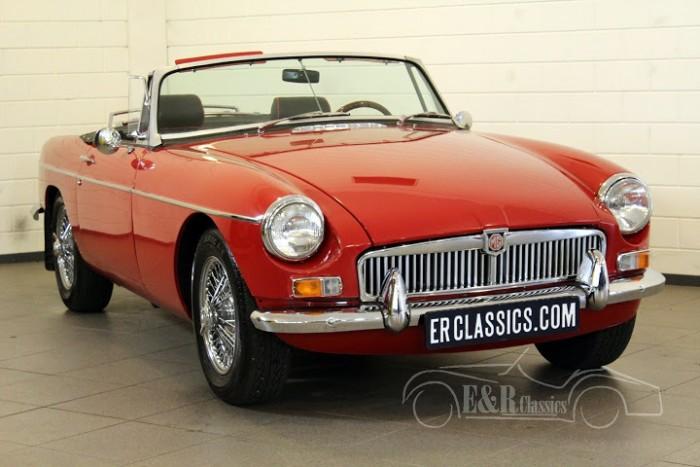 MG MGB Cabriolet 1967 kaufen