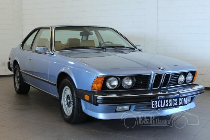 BMW 630 CSI Coupe 1977 kaufen