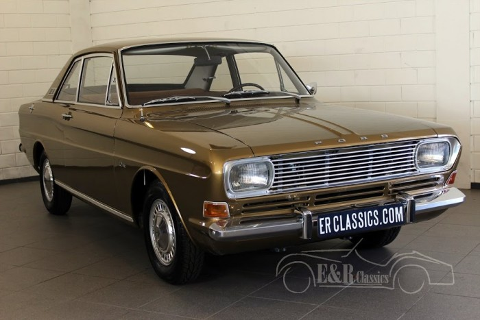 Ford 15M P6 XL Coupe 1969 kaufen