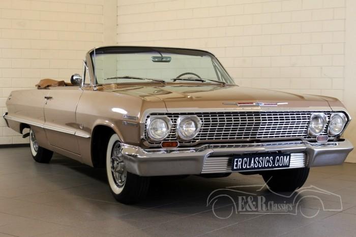 Chevrolet Impala SS Cabriolet 1963 kaufen