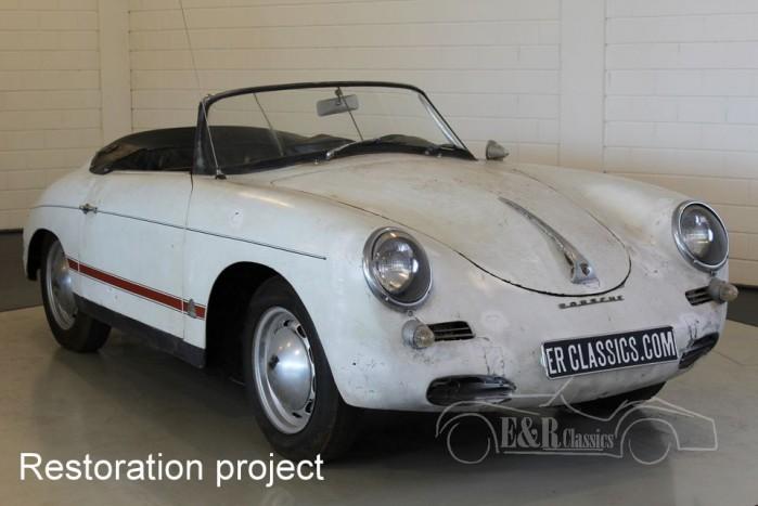 Porsche 356 Cabriolet 1959 kaufen