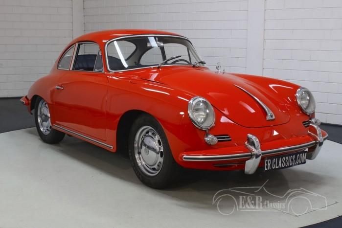 Porsche 356C kaufen