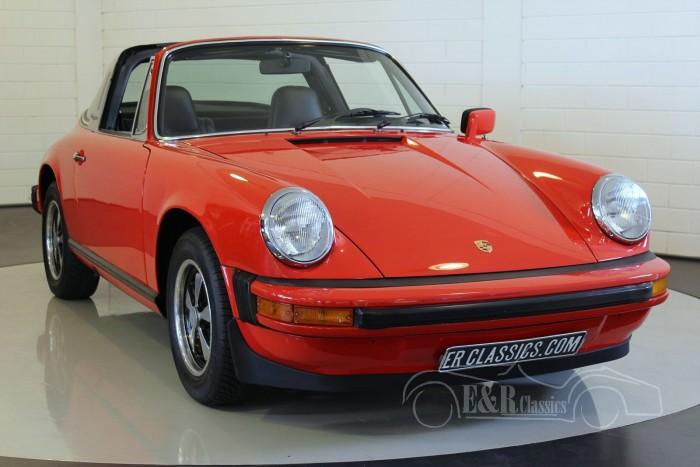 Porsche 911 S Targa small body 1976 kaufen