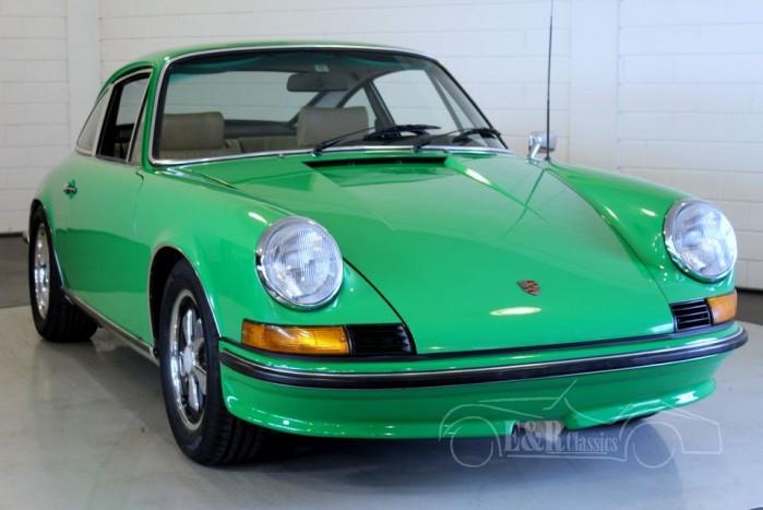 Porsche 911 T Coupe 1973  kaufen