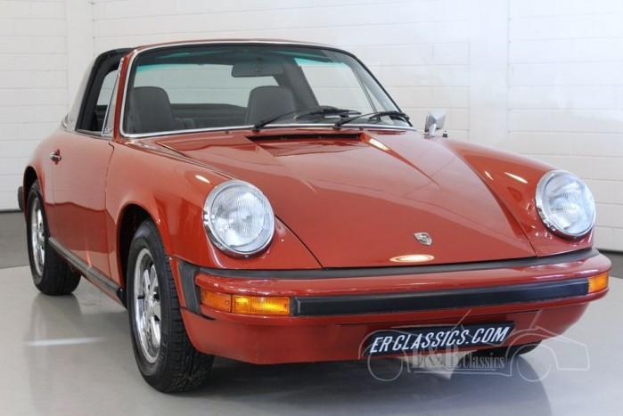 Porsche 911 S Targa 1974 kaufen