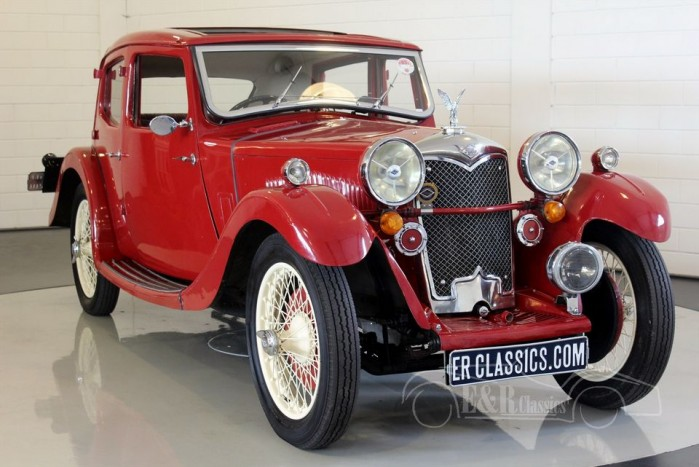 Riley Kestrel Light Saloon 1934 kaufen