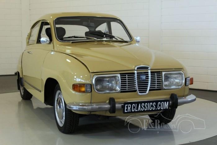 Saab 96 V4 1973 kaufen
