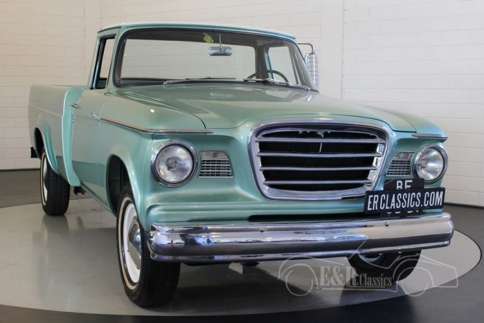 Studebaker Champ Pick-up 1963  kaufen
