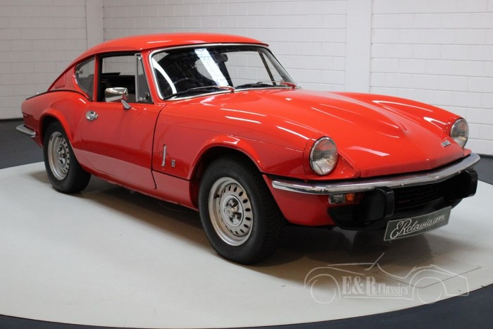 Triumph GT6 MKIII 1972 kaufen
