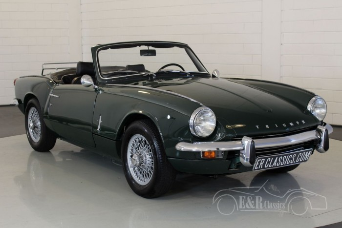 triumph spitfire mk3 1969 for sale at erclassics. Black Bedroom Furniture Sets. Home Design Ideas