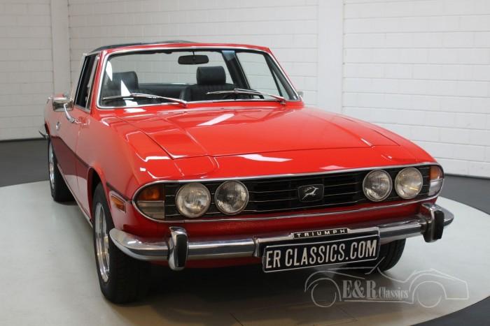 Triumph Stag 3.0 V8 1974 kaufen