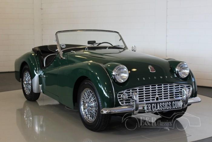 Triumph TR3A Cabriolet 1958 kaufen