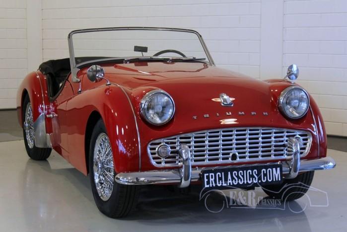Triumph TR3A Roadster 1960 kaufen