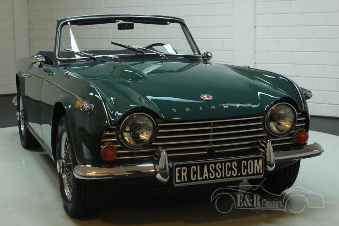 Triumph TR4A IRS 1968 kaufen