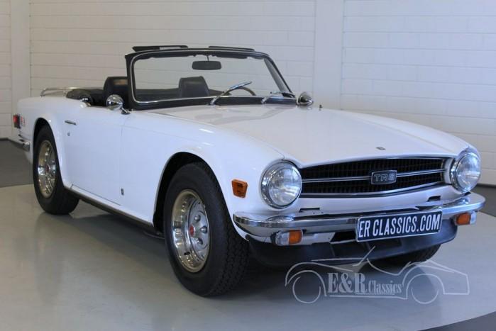 Triumph TR6 1976 Overdrive kaufen