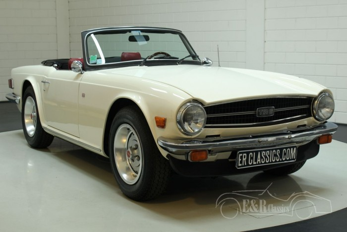 Triumh TR6 Kabriolett 1976 kaufen