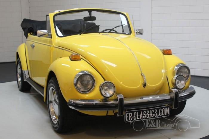 vw beetle cabrio 1972 zum kauf bei erclassics. Black Bedroom Furniture Sets. Home Design Ideas