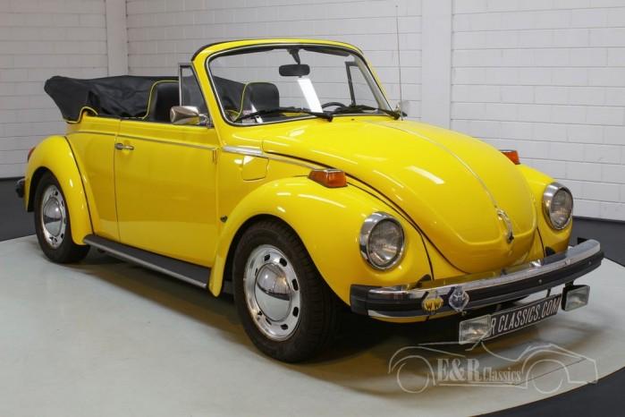 Volkswagen Beetle Cabriolet kaufen