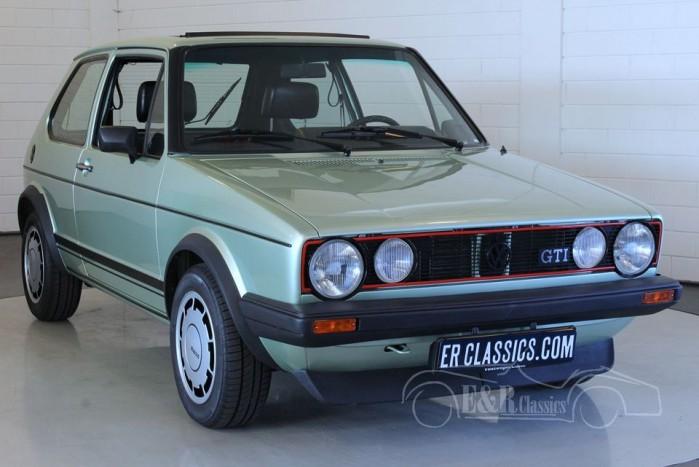 Volkswagen Golf GTI MKI 1981 kaufen