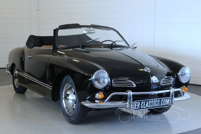volkswagen karmann ghia 1966 zum kauf bei erclassics. Black Bedroom Furniture Sets. Home Design Ideas