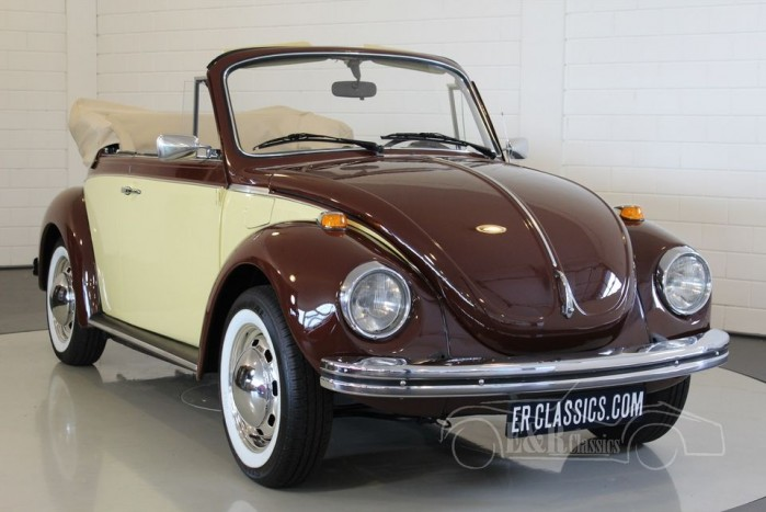 Volkswagen Beetle Cabriolet 1973 kaufen