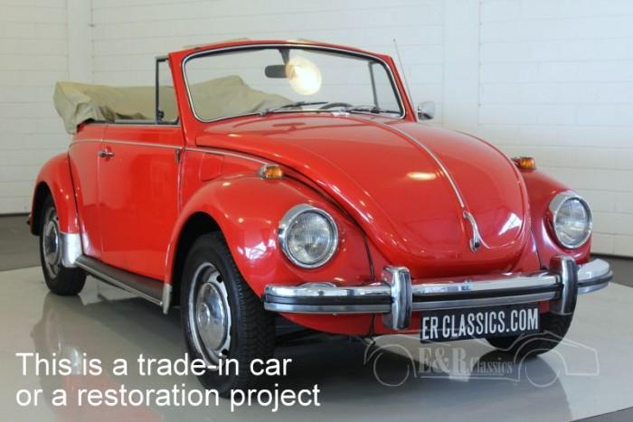 Volkswagen Beetle 1302 Cabriolet 1971  kaufen