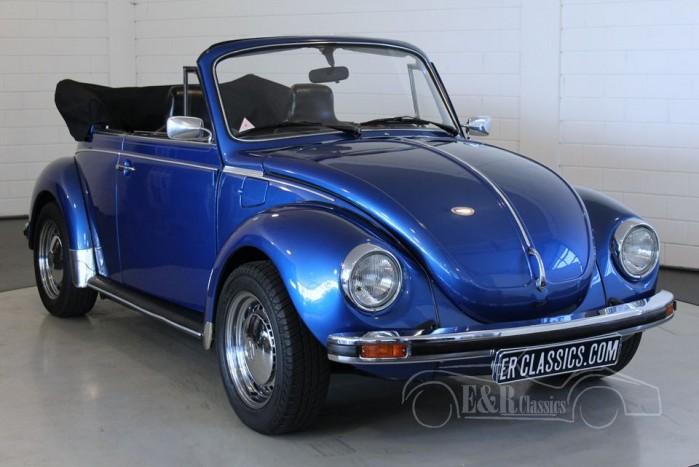 Volkswagen Beetle 1600 Cabriolet 1975  kaufen