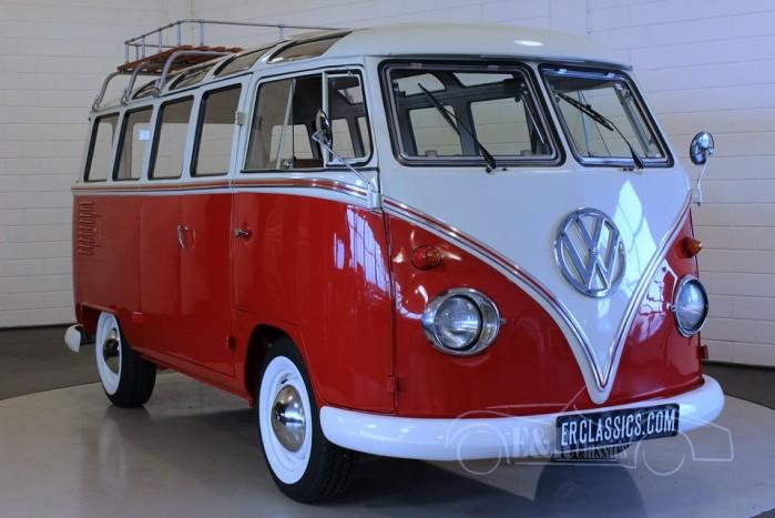 Volkswagen T1 Bus 1972 kaufen