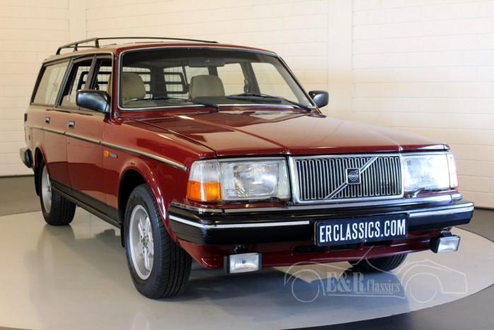 Volvo 240 GL Station 1986  kaufen