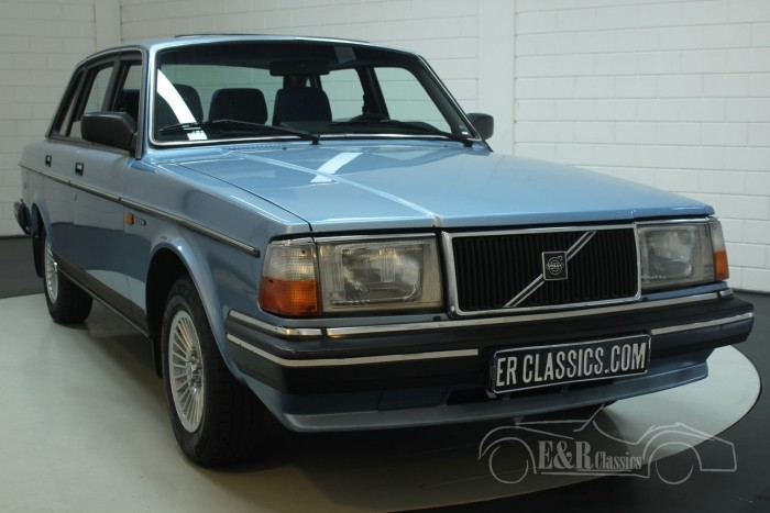 Volvo 240 GL Sedan 1988  kaufen
