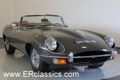 Jaguar E-Type S2 Cabriolet 1970