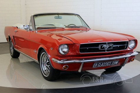 Ford Mustang Convertible V8 1965 kaufen