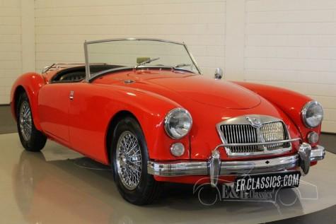 MG MGA MKII Cabriolet 1962 kaufen