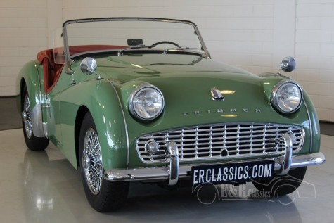 Triumph TR3 A Cabriolet 1959 kaufen