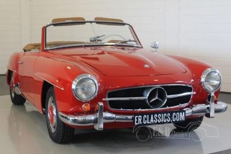 Mercedes Benz 190SL Cabriolet 1957 kaufen