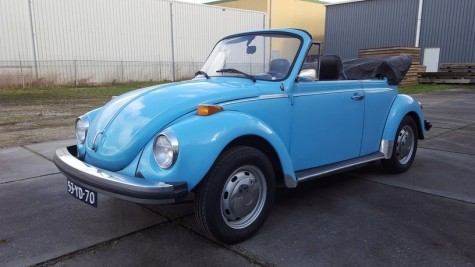 Volkswagen Beetle 1303 Cabriolet 1974 kaufen