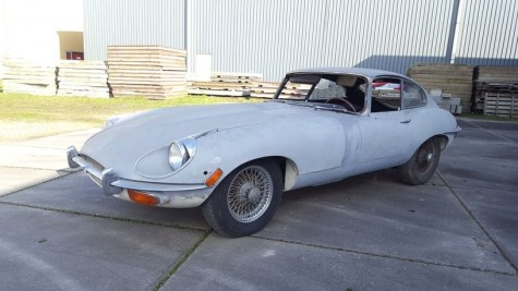 Jaguar E-type S2 2-seater Coupé 1969  kaufen