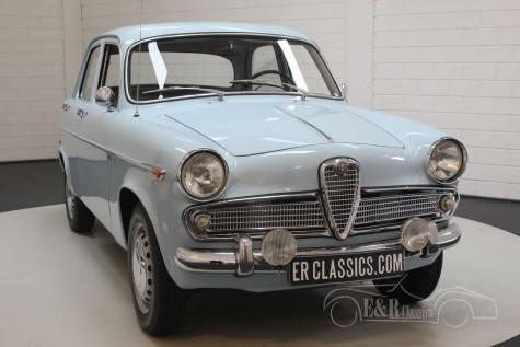 Alfa Romeo Giulietta TI 1962 kaufen