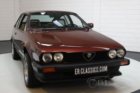Alfa Romeo Alfetta GTV 2.0 1986 kaufen