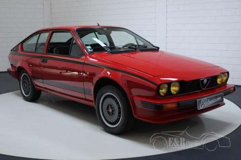 Alfa Romeo GTV 2.0 Grand Prix 1981 kaufen