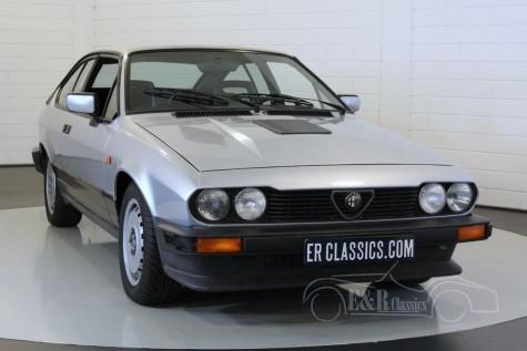 Alfa-Romeo GTV6 Coupe 1985 kaufen