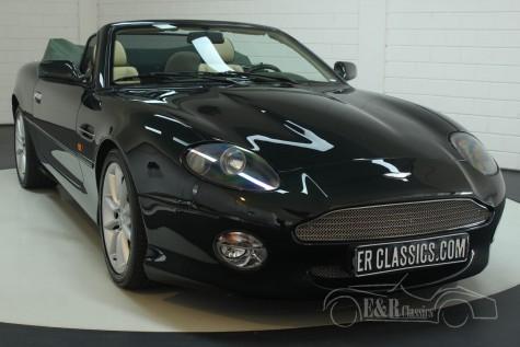 Aston Martin DB7 V12 2001  kaufen